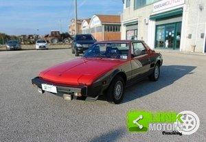 X1/9 Five Speed Bertone, prima immatricolazione UK 1985, gu