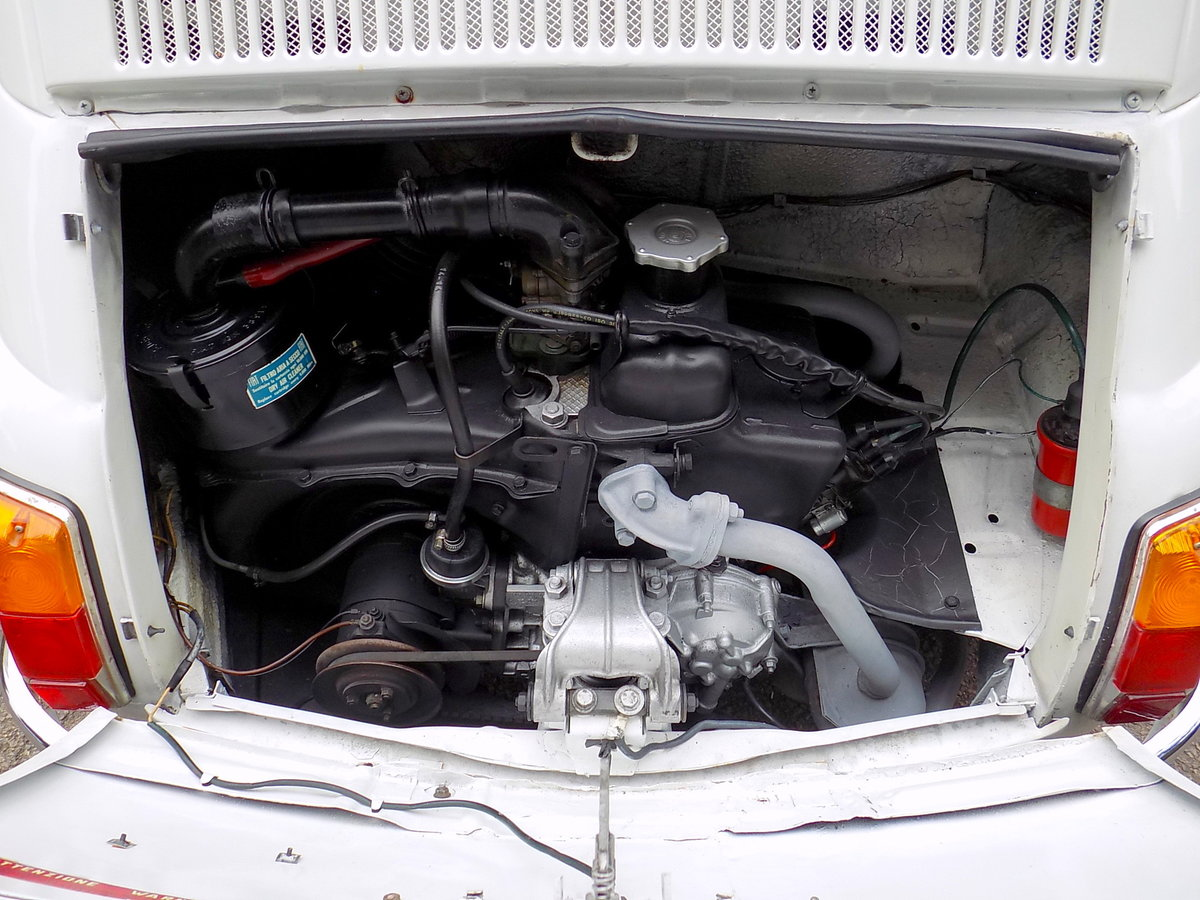 1972 FIAT 500L - LHD - RESTORED For Sale (picture 5 of 6)