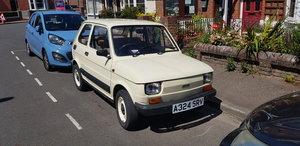 1984 Fiat 126 Brown