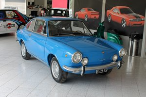 1970 Fiat 850 Sport Coupè (2nd series)