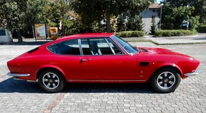 1971 Fiat Dino Coupe' 2.4L great original Car For Sale