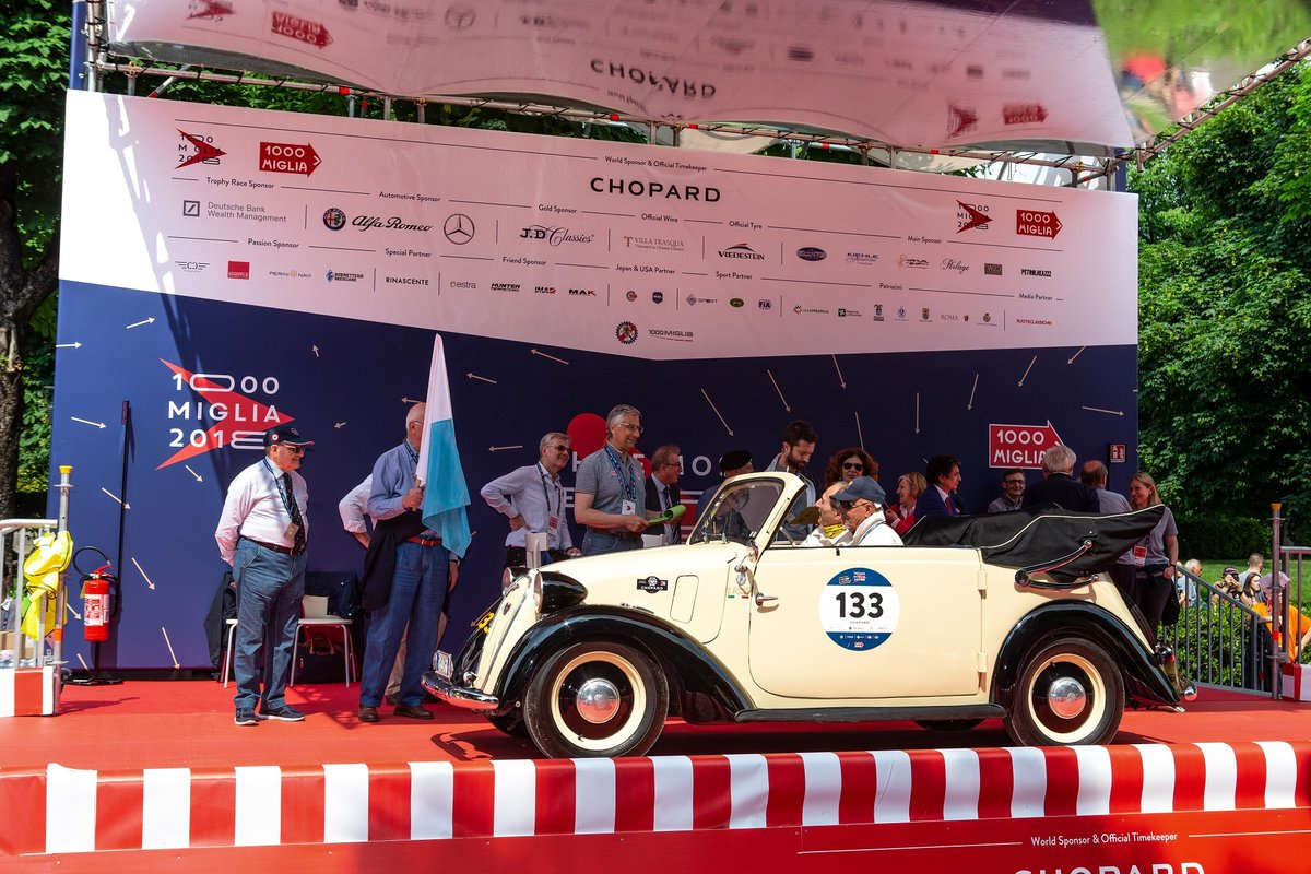 1939 FIAT - NSU 508 C - ex MILLE MIGLIA For Sale (picture 2 of 6)