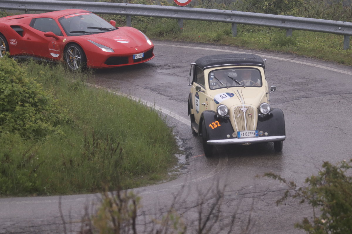 1939 FIAT - NSU 508 C - ex MILLE MIGLIA For Sale (picture 3 of 6)