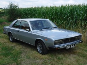 1972 Fiat 130 Coupe at ACA 2nd November