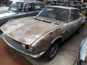 1968 Fiat Dino 2000 coupè For Sale