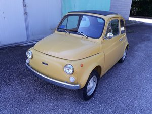 1973 Fiat 500 R For Sale