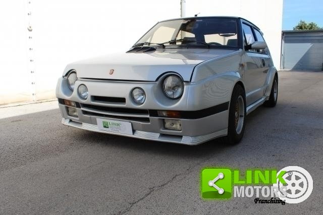 FIAT RITMO 105 TC ABARTH HORMANN MOTORSPORT 1982 For Sale (picture 1 of 6)