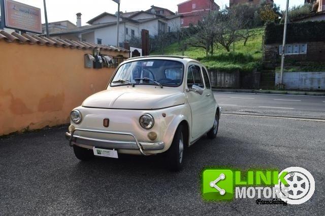 1970 Fiat 500 L restaurata parzialmente ISCRIZIONE ASI For Sale (picture 2 of 6)