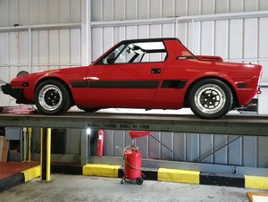 1987 FIAT X1/9 project car  For Sale