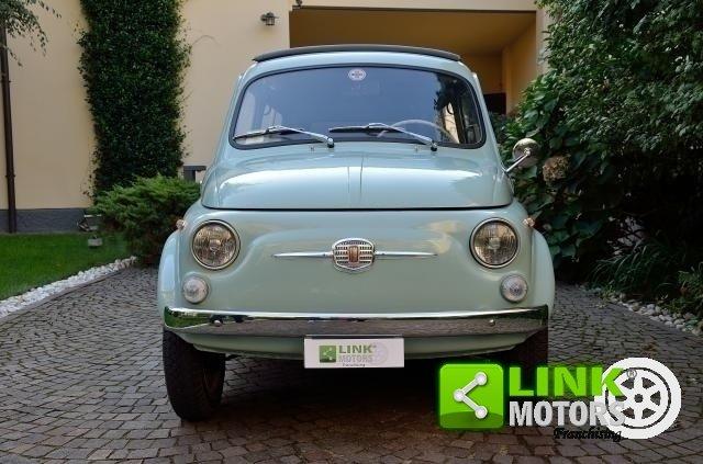 FIAT 500 GIARDINIERA, GENNAIO 1966, UNICA, CON COMPONENTI T For Sale (picture 2 of 6)