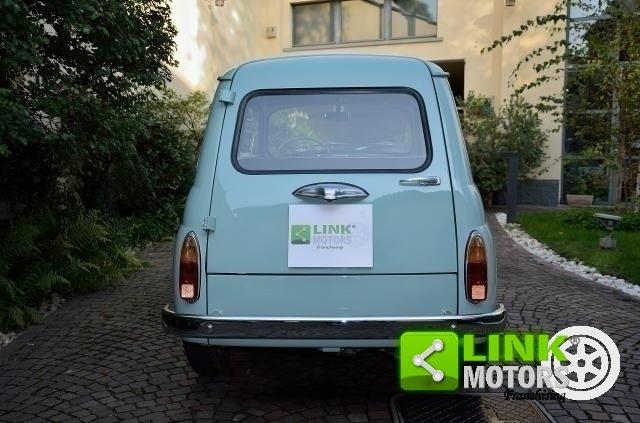 FIAT 500 GIARDINIERA, GENNAIO 1966, UNICA, CON COMPONENTI T For Sale (picture 4 of 6)