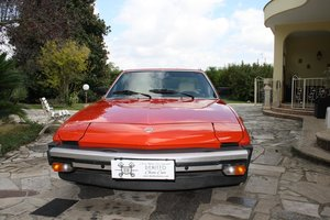 1982 Fiat X1/9 Bertone Orange For Sale
