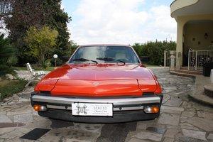 1982 Fiat X1/9 Bertone Orange