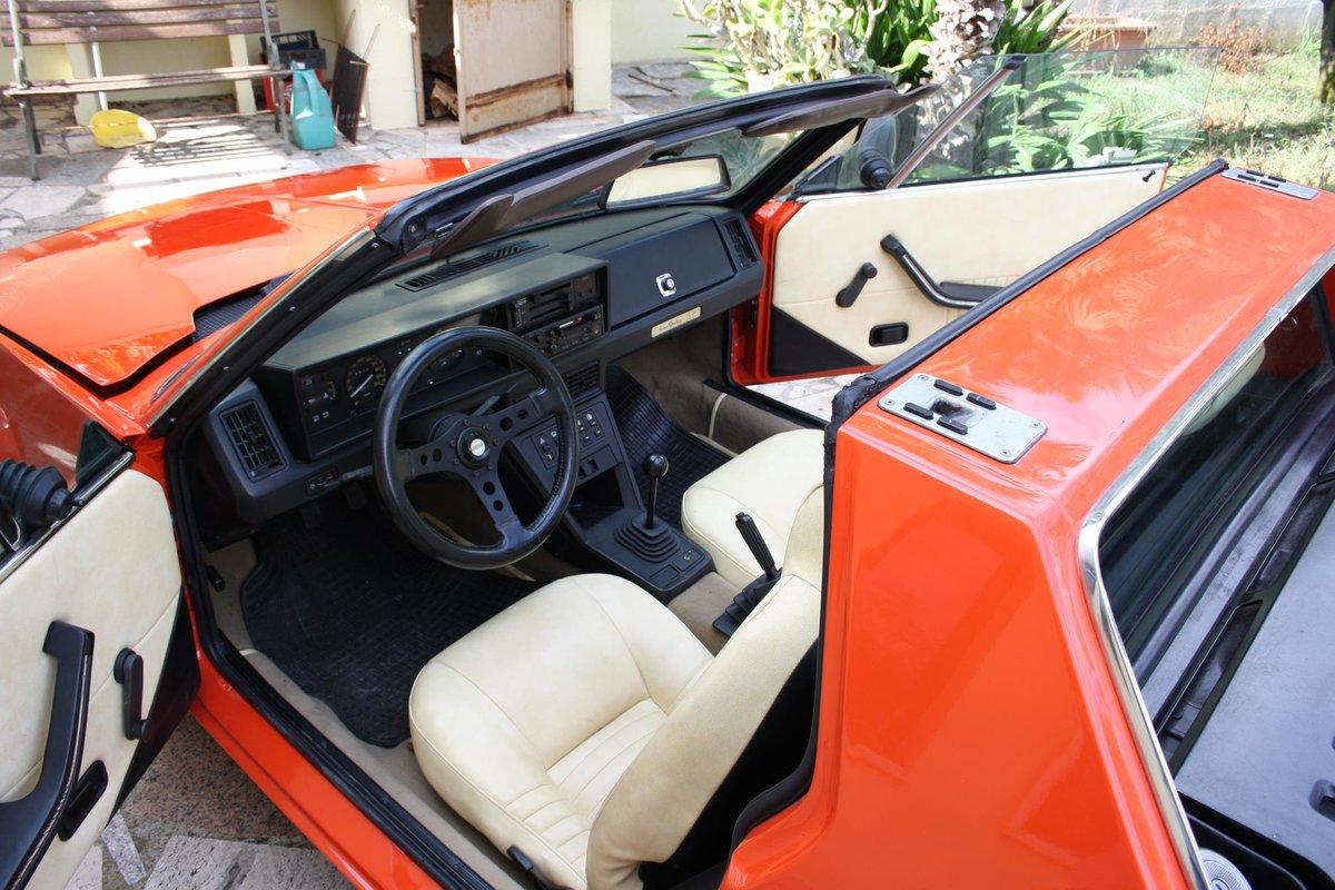 1982 Fiat X1/9 Bertone Orange For Sale (picture 6 of 10)