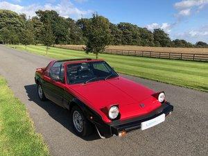 1987 Fiat x19 VS 1500 five speed