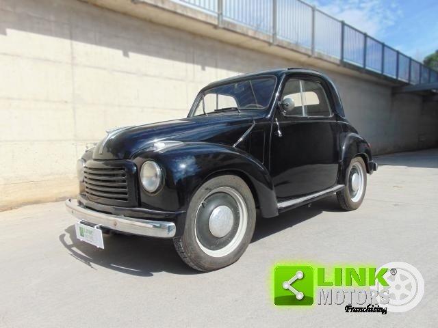 Fiat Topolino C, anno 1951, iscritta ASI, manutenzione cura For Sale (picture 1 of 6)