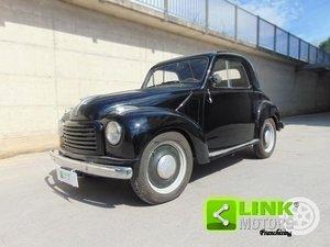 Fiat Topolino C, anno 1951, iscritta ASI, manutenzione cura For Sale
