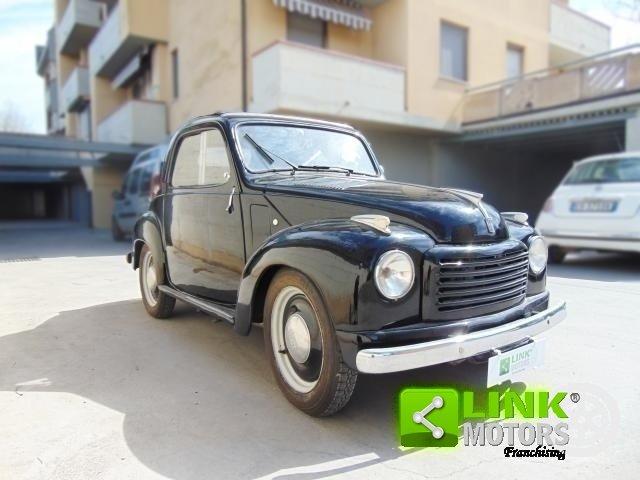 Fiat Topolino C, anno 1951, iscritta ASI, manutenzione cura For Sale (picture 2 of 6)