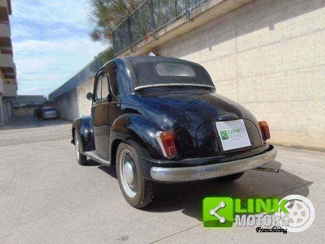 Fiat Topolino C, anno 1951, iscritta ASI, manutenzione cura For Sale (picture 3 of 6)