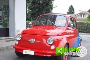 1971 Fiat 500F REPLICA ABARTH   MOTORE 650 CC 37HP For Sale