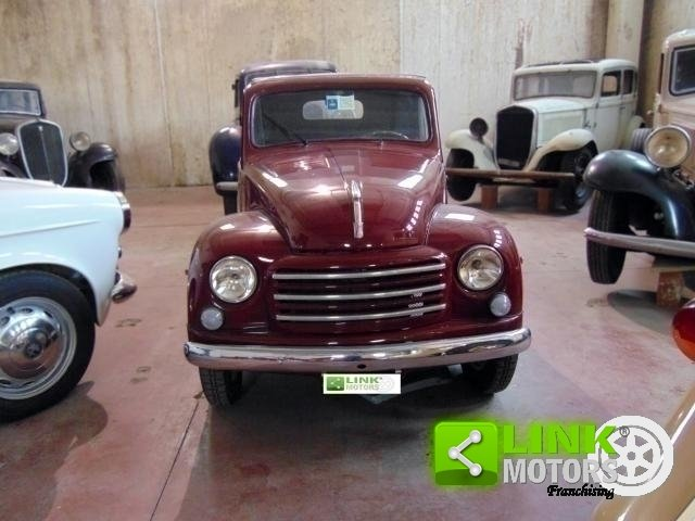 1952 Fiat Topolino 500 C, conservata, funzionante con libretto o For Sale (picture 4 of 6)