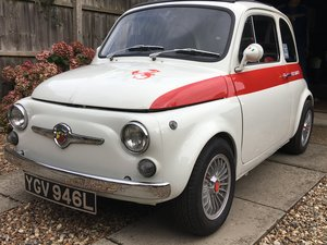 1972 Fiat 500 abarth replica For Sale