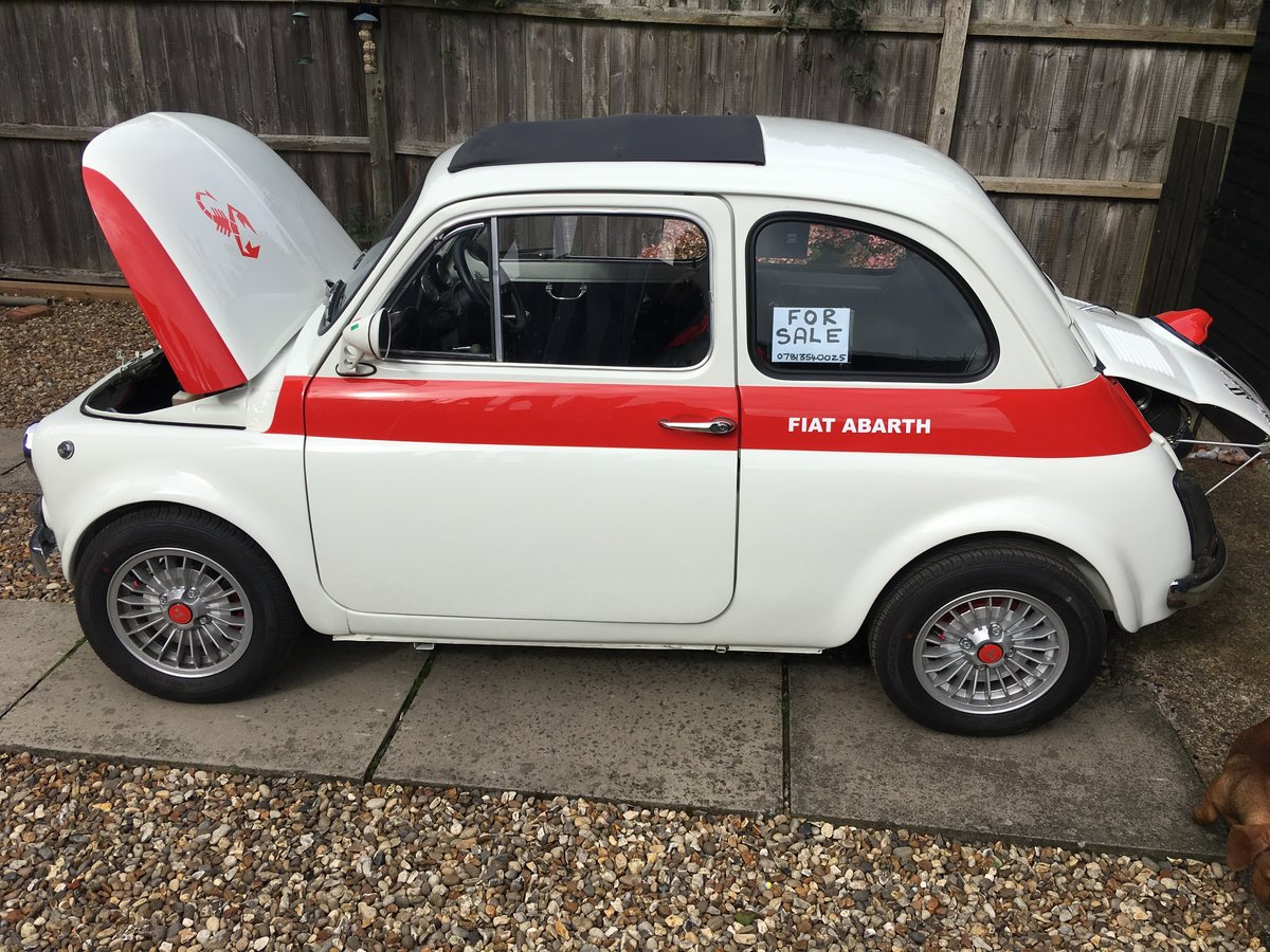 1972 Fiat 500 abarth replica For Sale (picture 5 of 6)