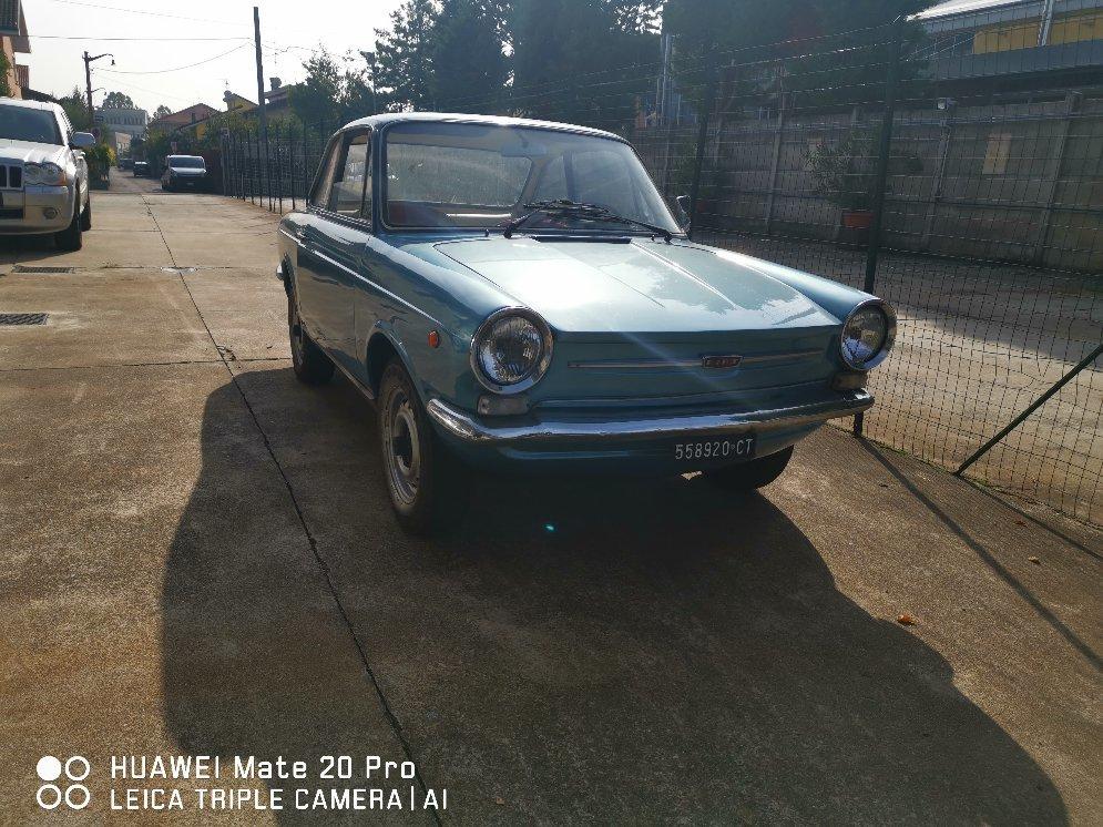 1967 RARE FIAT 850 VIGNALE For Sale (picture 1 of 6)