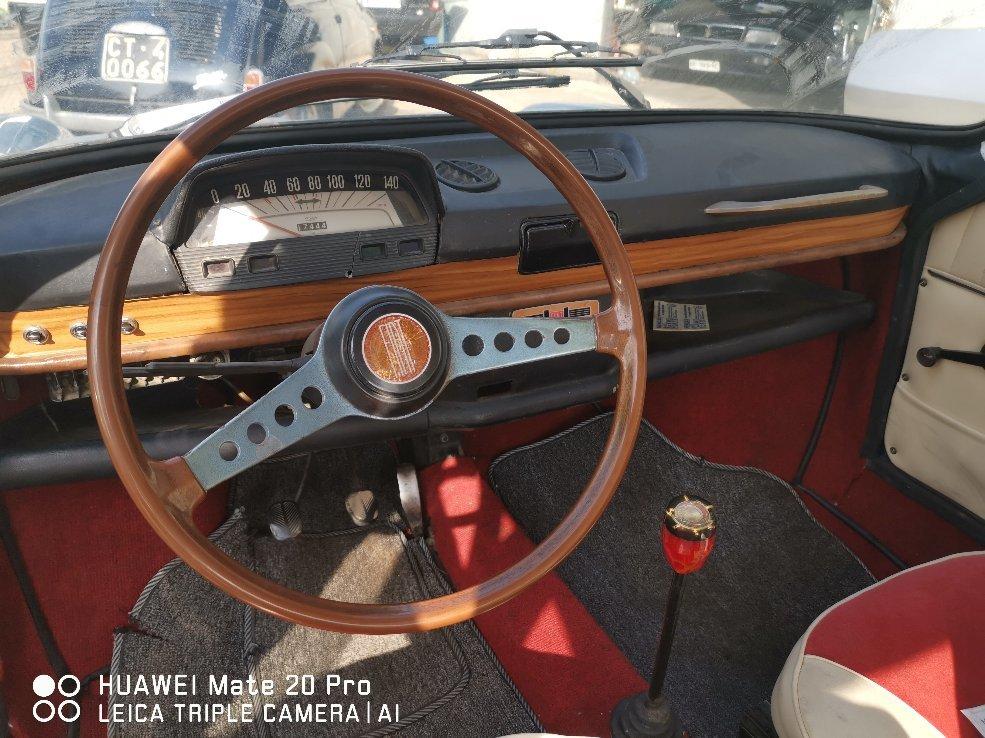 1967 RARE FIAT 850 VIGNALE For Sale (picture 2 of 6)