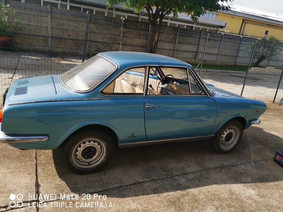 1967 RARE FIAT 850 VIGNALE For Sale (picture 3 of 6)