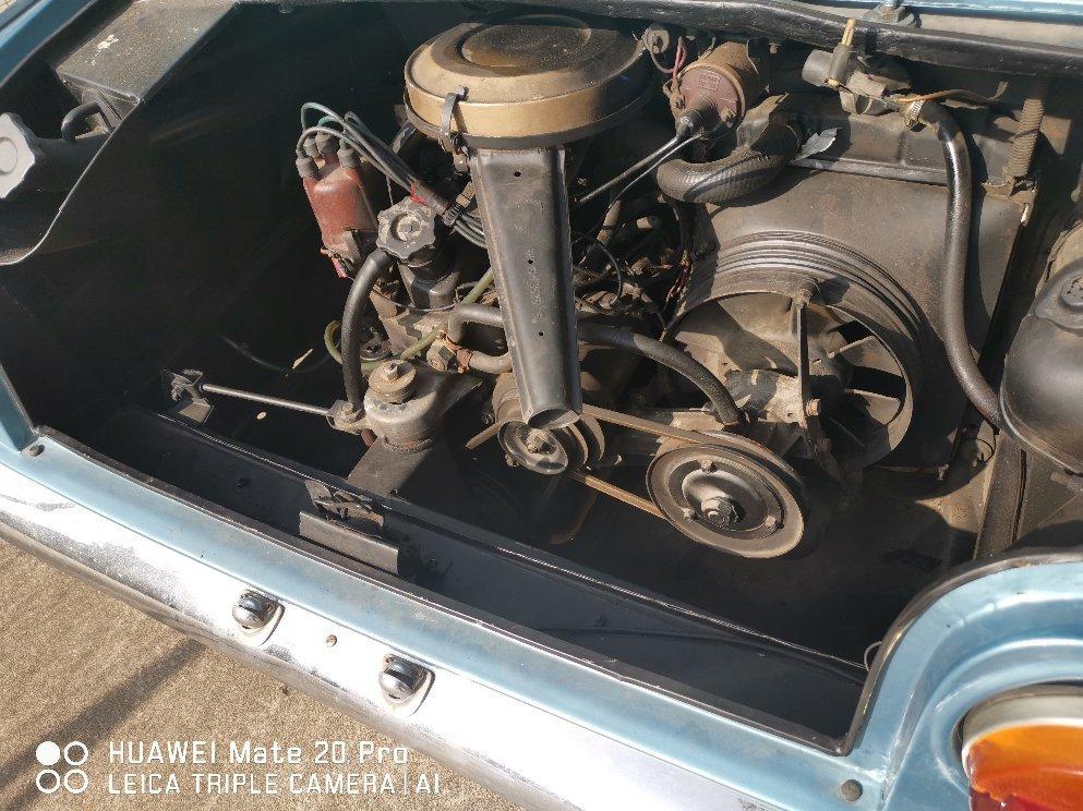 1967 RARE FIAT 850 VIGNALE For Sale (picture 5 of 6)