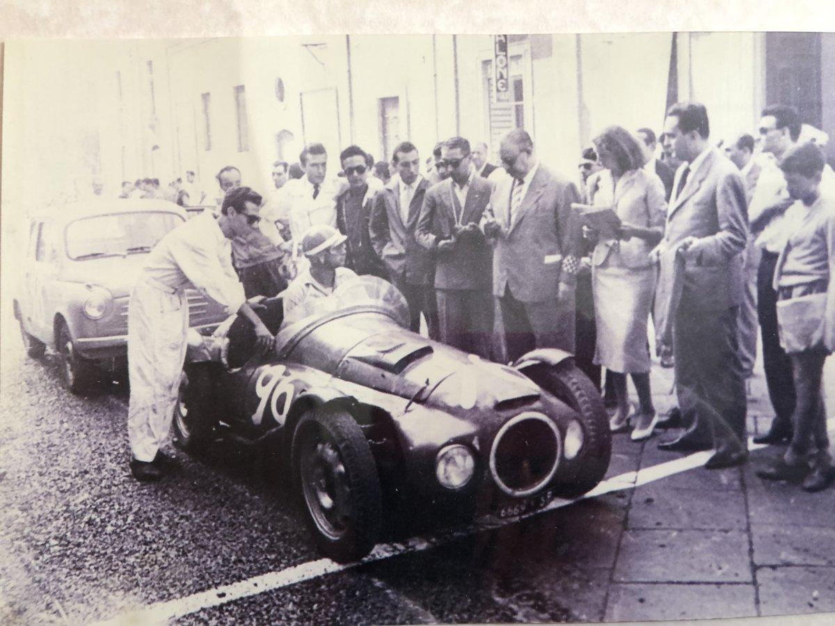 1953 Fiat Topolino 500C sport barchetta For Sale (picture 1 of 6)