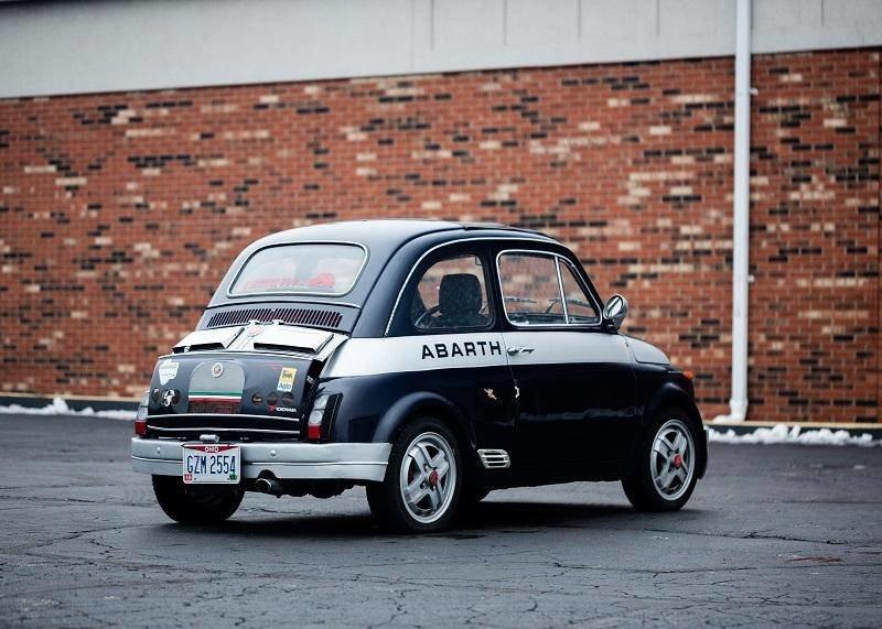 1972 Fiat Abarth 695 Replica For Sale (picture 2 of 6)