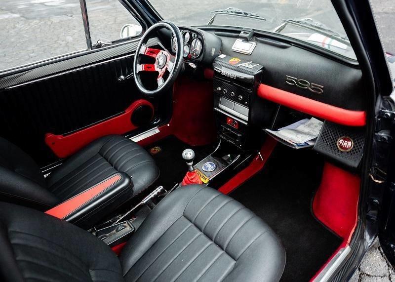 1972 Fiat Abarth 695 Replica For Sale (picture 3 of 6)