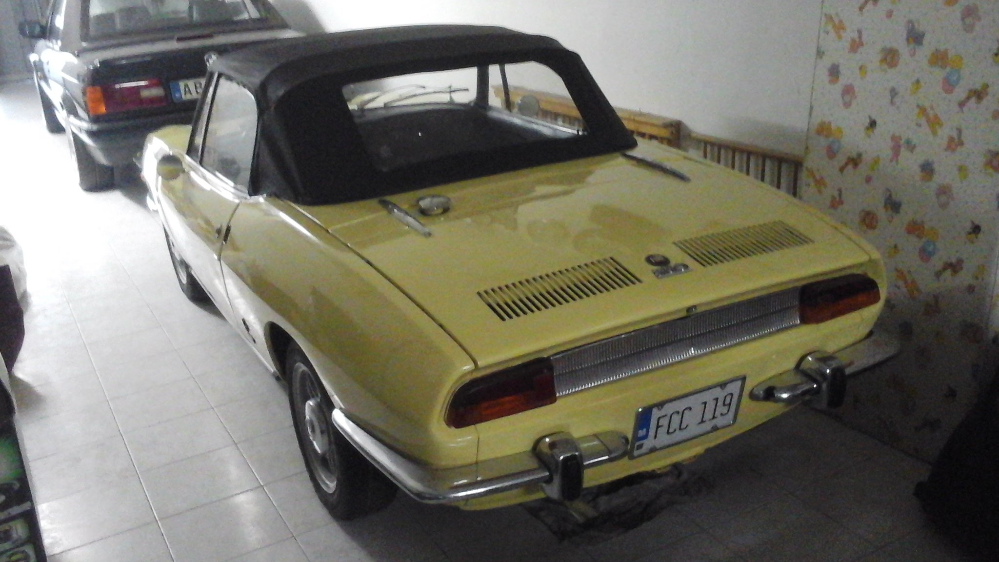 1969 Fiat 850 spider For Sale (picture 2 of 6)