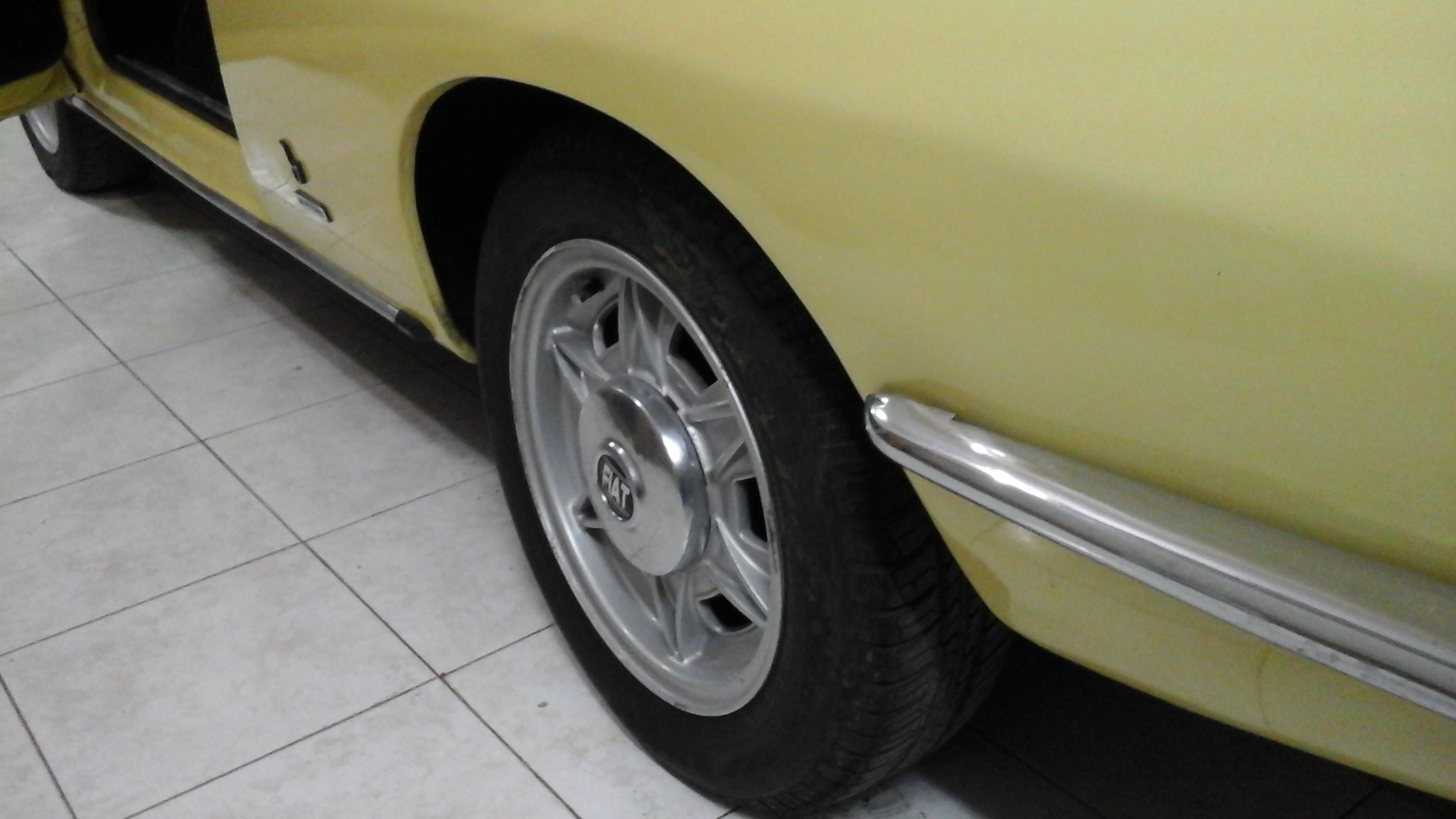 1969 Fiat 850 spider For Sale (picture 3 of 6)