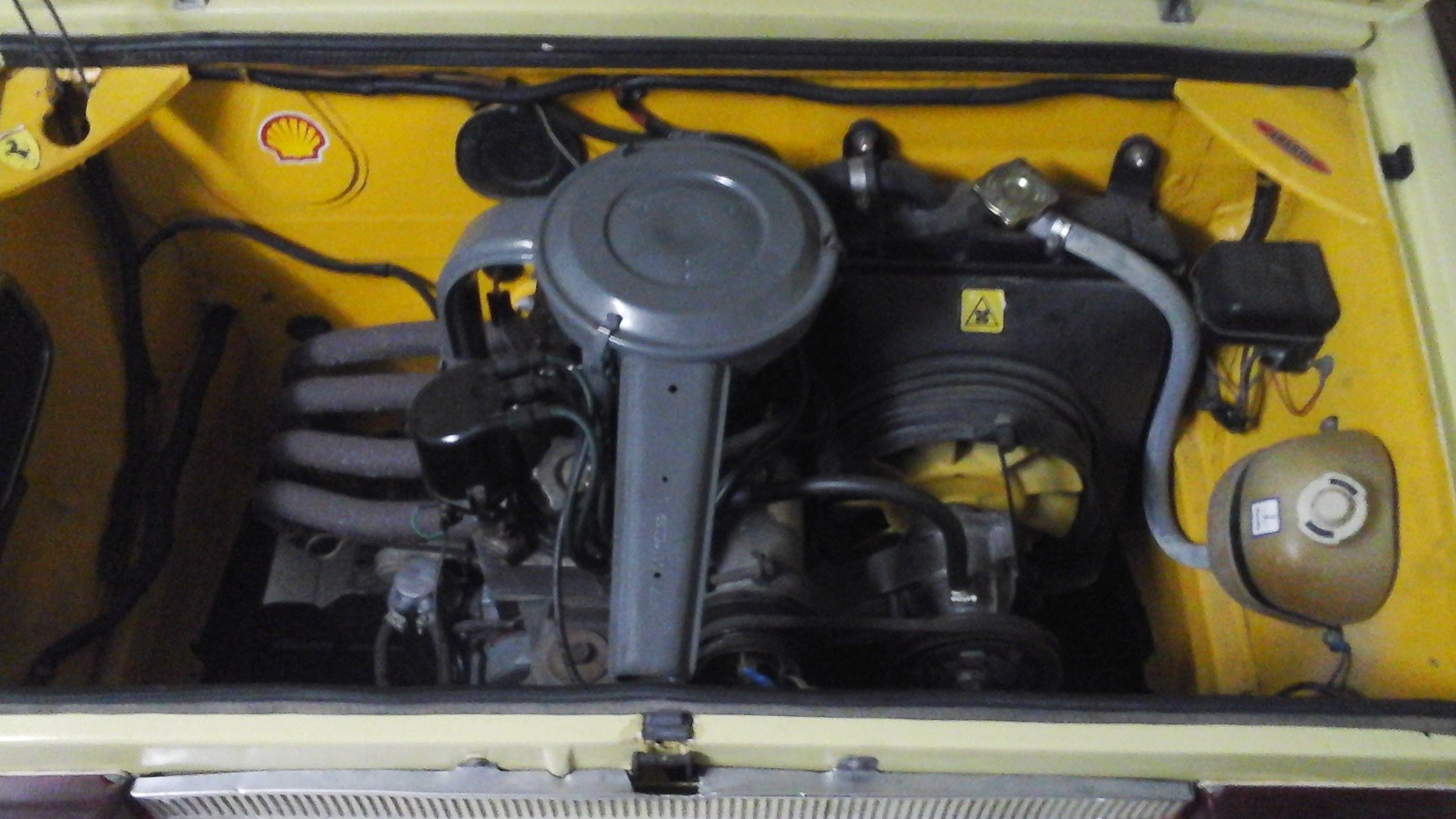 1969 Fiat 850 spider For Sale (picture 5 of 6)