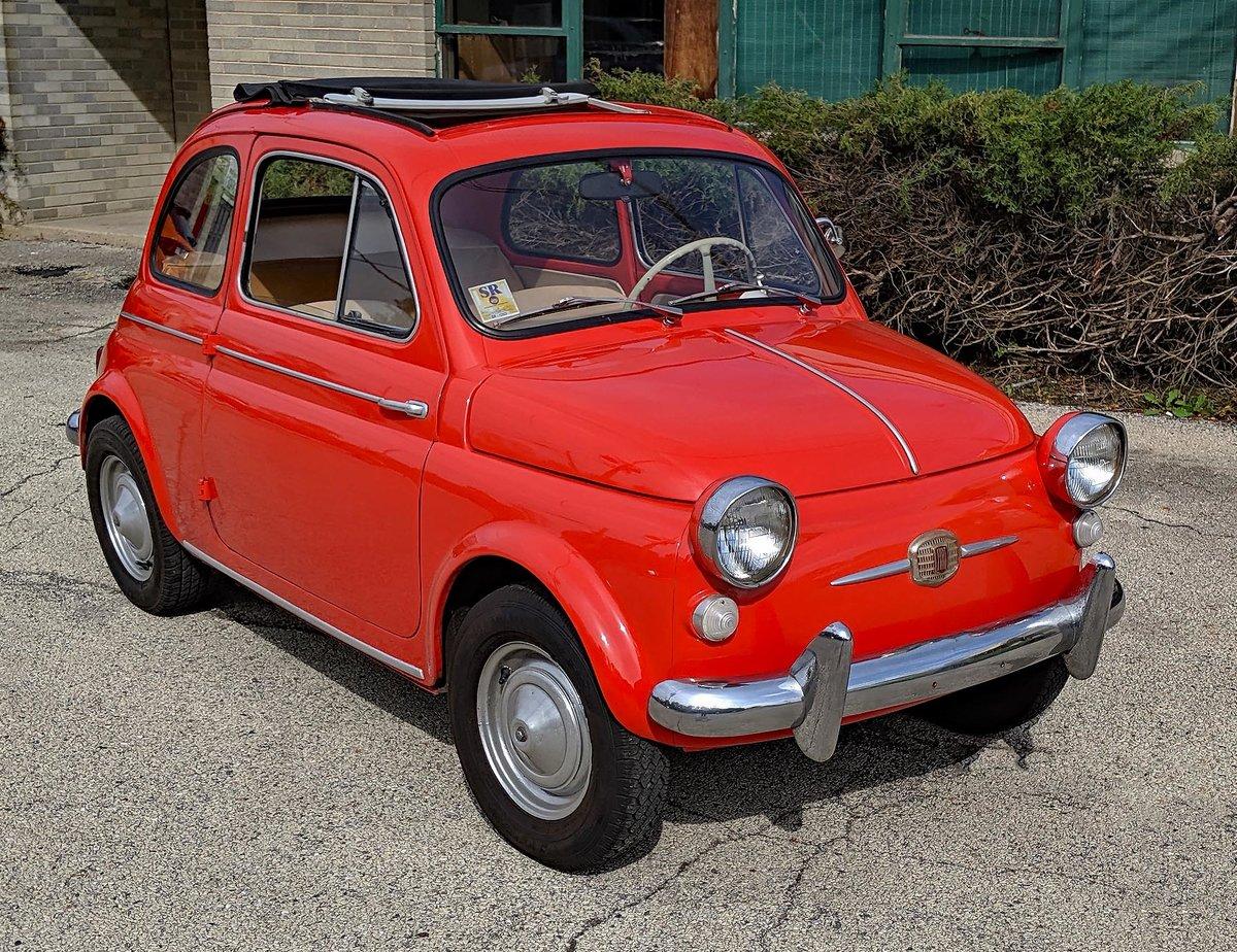 1960 Fiat 500 Nuova America For Sale (picture 3 of 6)