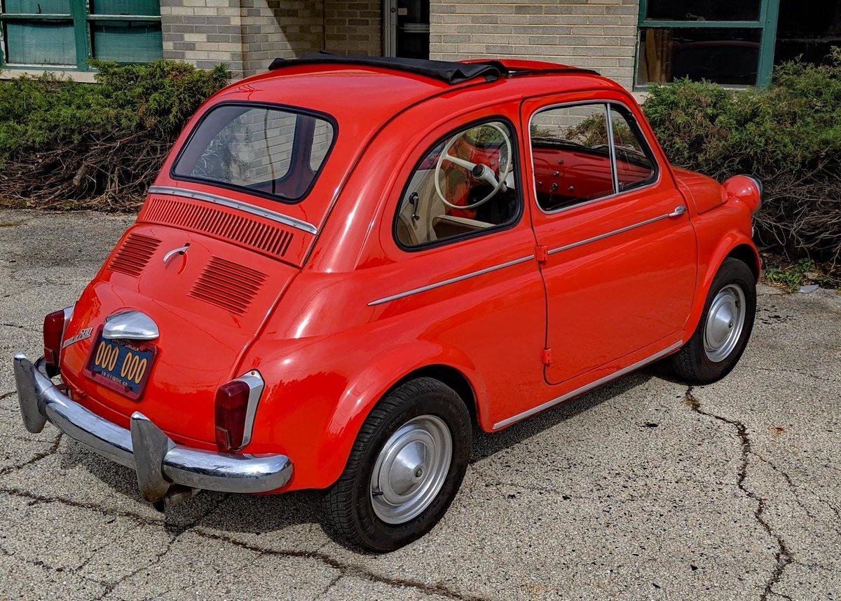 1960 Fiat 500 Nuova America For Sale (picture 4 of 6)