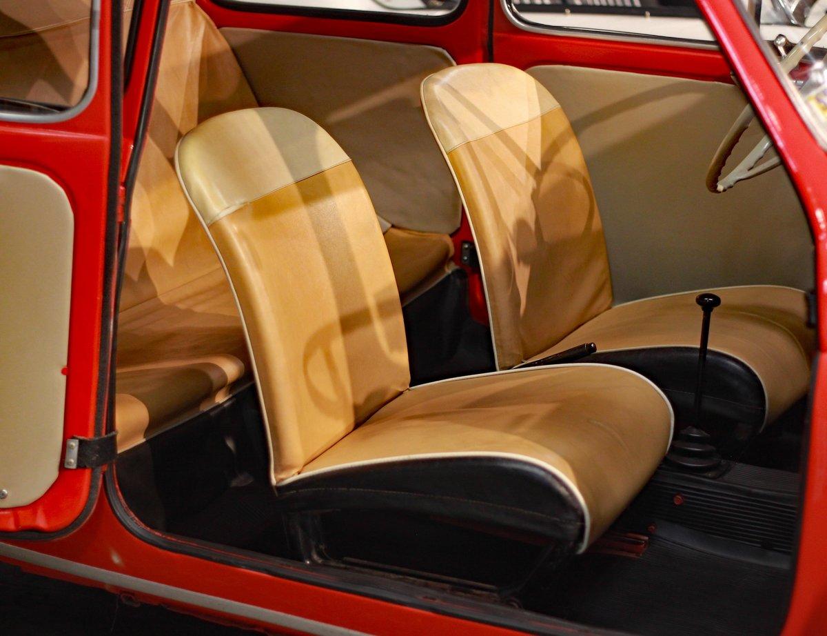1960 Fiat 500 Nuova America For Sale (picture 5 of 6)