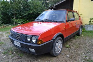 1986 Ritmo 130 Abarth For Sale