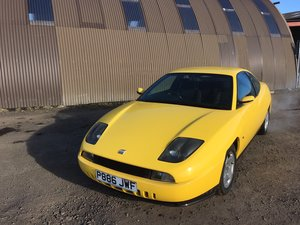 1996 Fiat Coupe 20v For Sale by Auction
