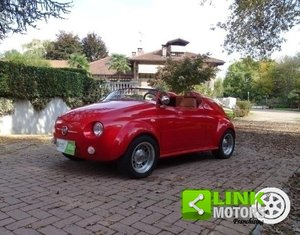 "1968 Fiat 500 110 F ""Restayling Barchetta"" For Sale"
