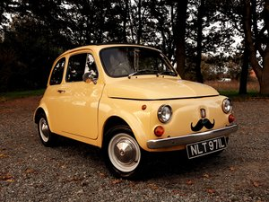1972 Fiat 500L RHD For Sale