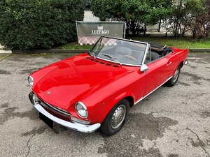 1966 Fiat - 124 Sport Spider 1400 For Sale