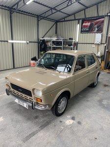 1975 Fiat (Seat) 127 series 1