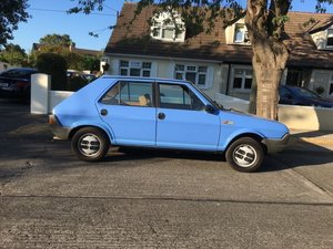 1979 Fiat Strada 75 CL Auto For Sale by Auction