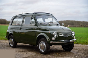 1969 Fiat 500 Giardiniera For Sale