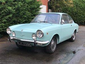 1969 Fiat 850 Sport Coupe fabulous condition For Sale