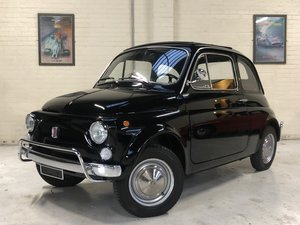 1970 FIAT 500 500L - FULLY RESTORED - BEST AVAILABLE, AS NEW SOLD
